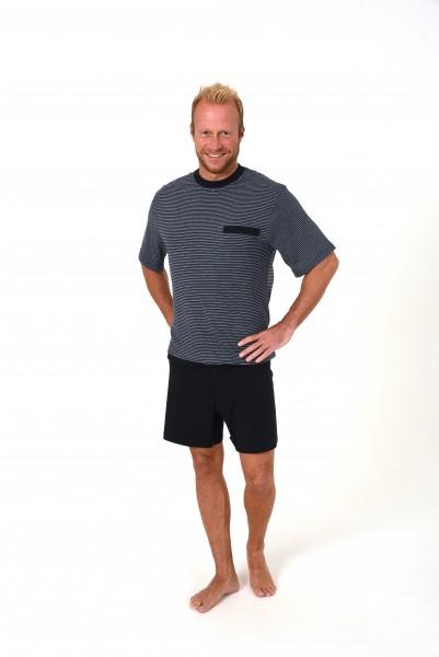 Pflegeoverall Herren mit Rücken- und Beinreißverschluss