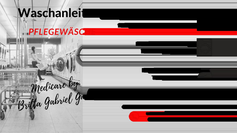 Waschanleitung - Pflegebody Rückenreißverschluss lang 2031