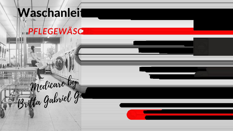 Waschanleitung - Pflegebody Druckknöpfe Schulter & Schritt 2040