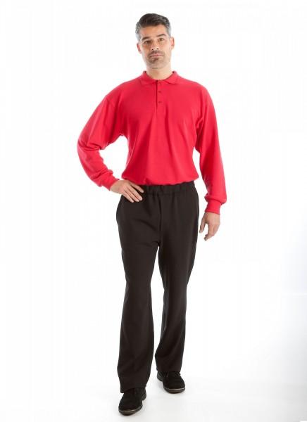 Poloshirt Hose Kombination