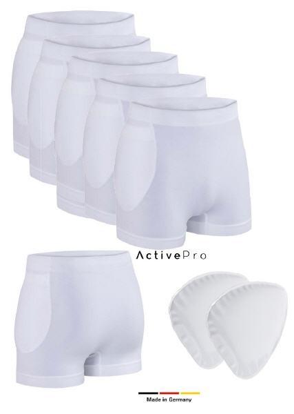 ActivePro Hüftschutz Set | 5 x Slip + Protektoren