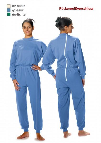 Pflegeoverall Carewear 8016 Rückenreißverschluss